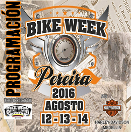 Bike Week Pereira 2016