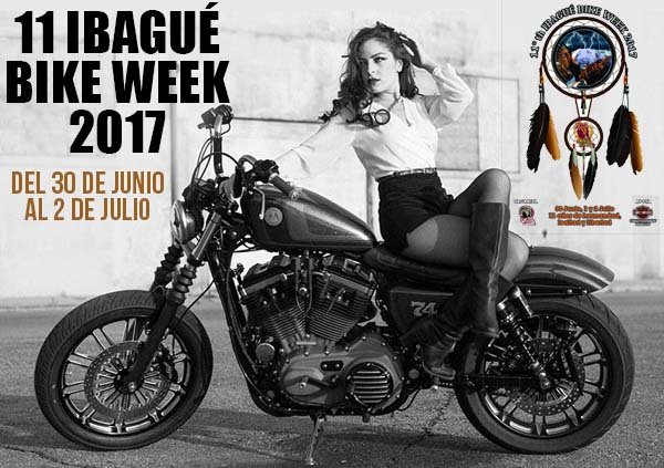 DESTACADO 11 Ibagué Bike Week 2017