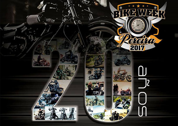 DESTACADO Bike Week Pereira 2017 - 20 años